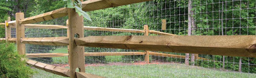 Huffman Fence Wood Fencing Ornamental Metal Fences